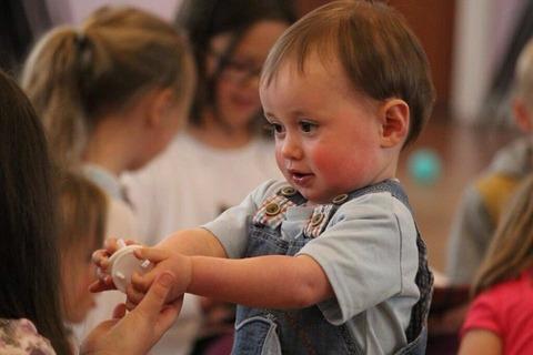 Как приучить ребёнка к детскому саду?