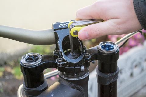 Ремонт велосипеда: Как сделать велосипед тихим. Управление