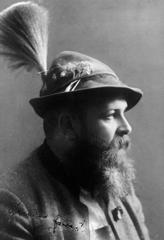 Тирольская шляпа (баварская, егерская, Tyrolean hat)