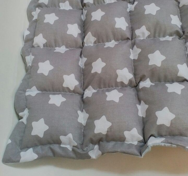 О тканях для утяжеленных одеял и уходе за ними.