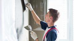 Нужна ли армирующая сетка для шпаклевки и как шпатлевать стены самостоятельно