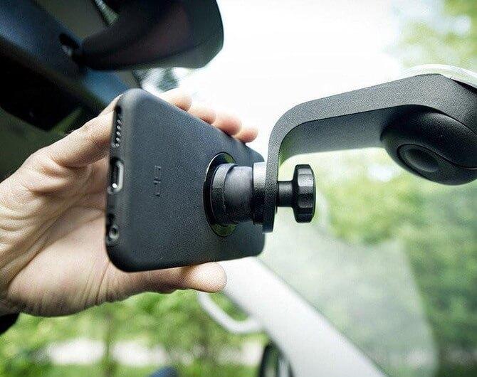 Лучший друг авто и смартфона - автомобильный держатель-присоска SP Suctoin Mount