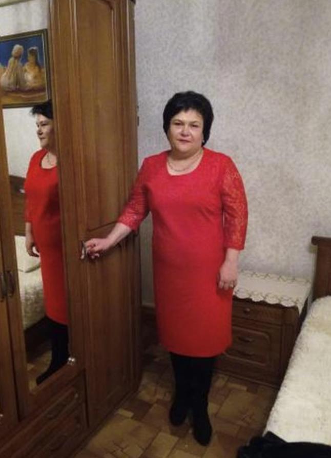 Отзыв о платье (нет на сайте 30)
