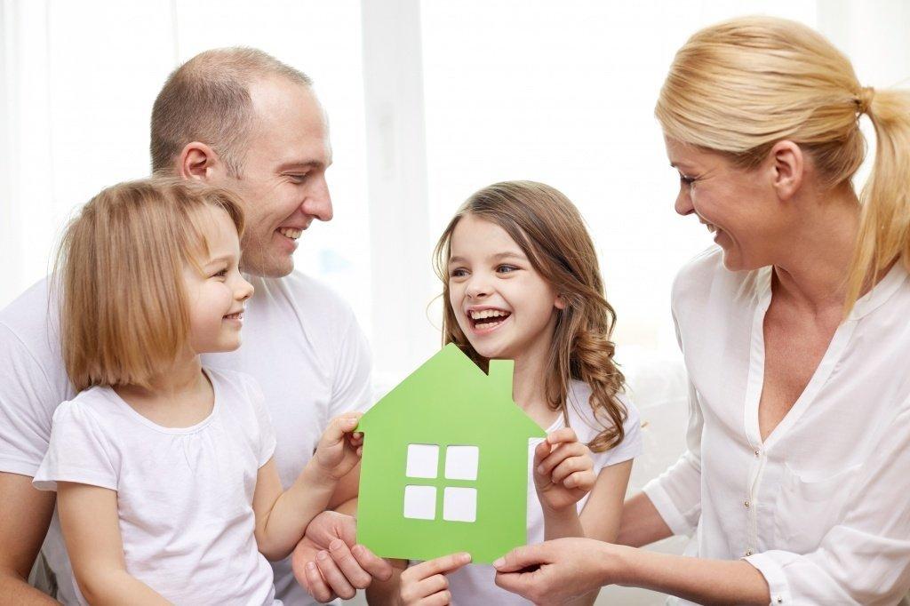 Покупатели недвижимости - несовершеннолетние.