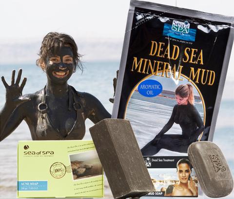 ВИДЕО обзор грязи и мыла с грязью Мертвого моря Sea of SPA