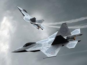 Истребитель пятого поколения  F-22 Raptor обеспечил фору США