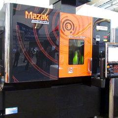 3D-принтер по металлу Mazak VC-500AM