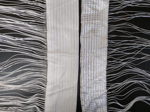 Чем отличаются облегченные нитяные шторы от плотных