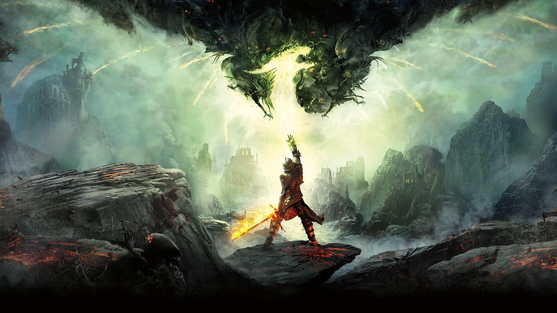 Предзаказ энциклопедий/артбуков по Dragon Age