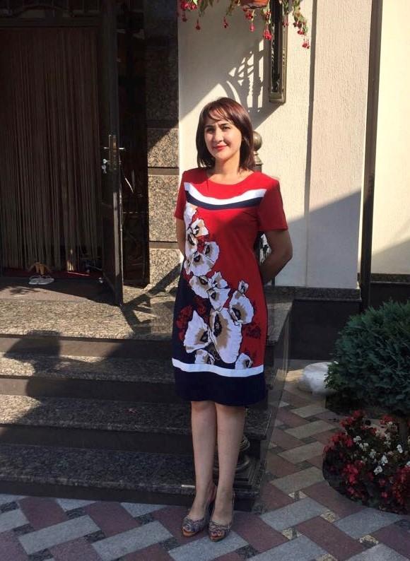 Отзыв о платье 4464