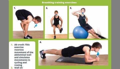 Дышите лучше, тренируйтесь лучше