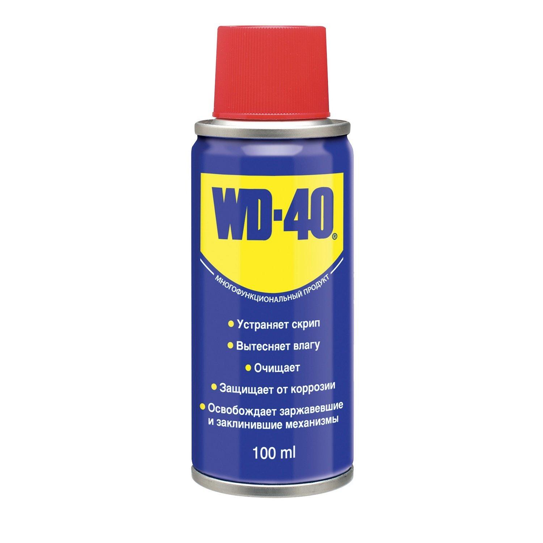 WD40 — это не смазка! Но что тогда?