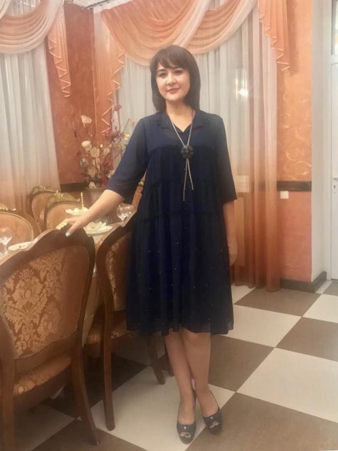 Отзыв о платье 4513