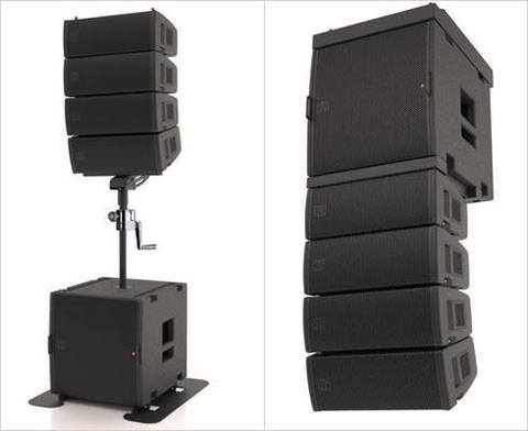 MLA Mini Starter Pack, линейный массив, MLA Mini х 4 шт., Англия