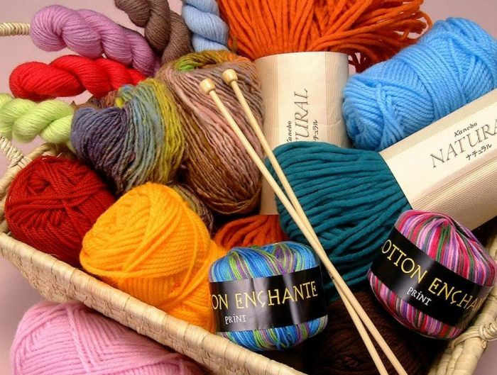 Рукодельное вязание – очарование и мода