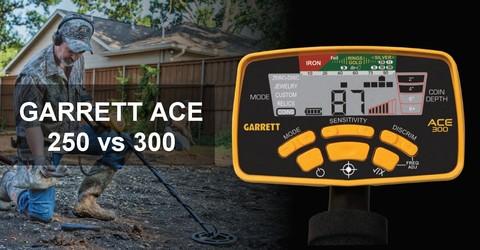 Металлоискатель Garrett Ace 250 или Ace 300i
