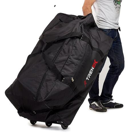 Как выбрать хоккейную сумку (баул) ?