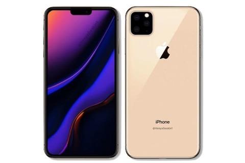 Слухи об iPhone 11 (2019)