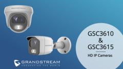 Grandstream расширяет портфель решений безопасности и выпускает IP-камеры
