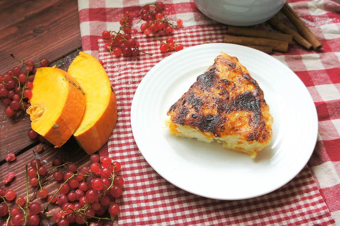 Рецепт творожной запеканки в духовке