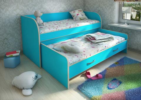 Детская кровать для двоих детей: делаем правильный выбор