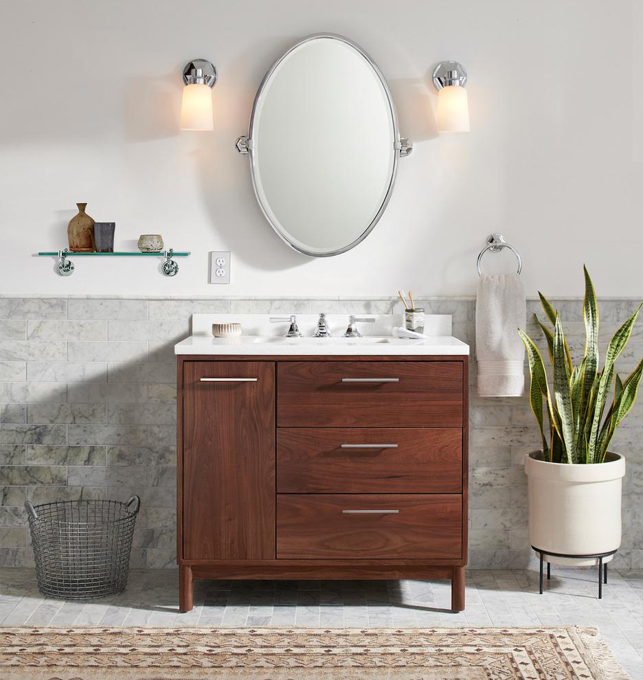 Требования, предъявляемые к фурнитуре для мебели в ванной