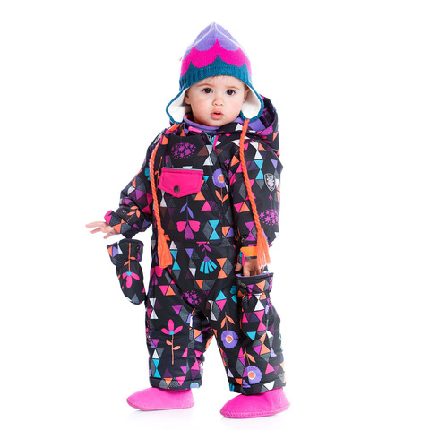 Зимний комплект Deux par deux – отличный выбор для детей