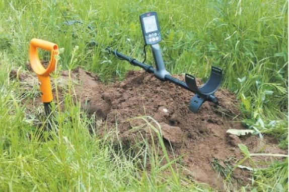 Увеличить глубину поиска металлоискателем заменой катушки