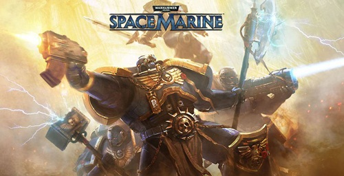 NEW Space Marine