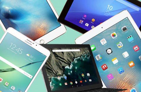 Лучшие планшеты начала 2019 года. ТОП 5 лидеров рынка.
