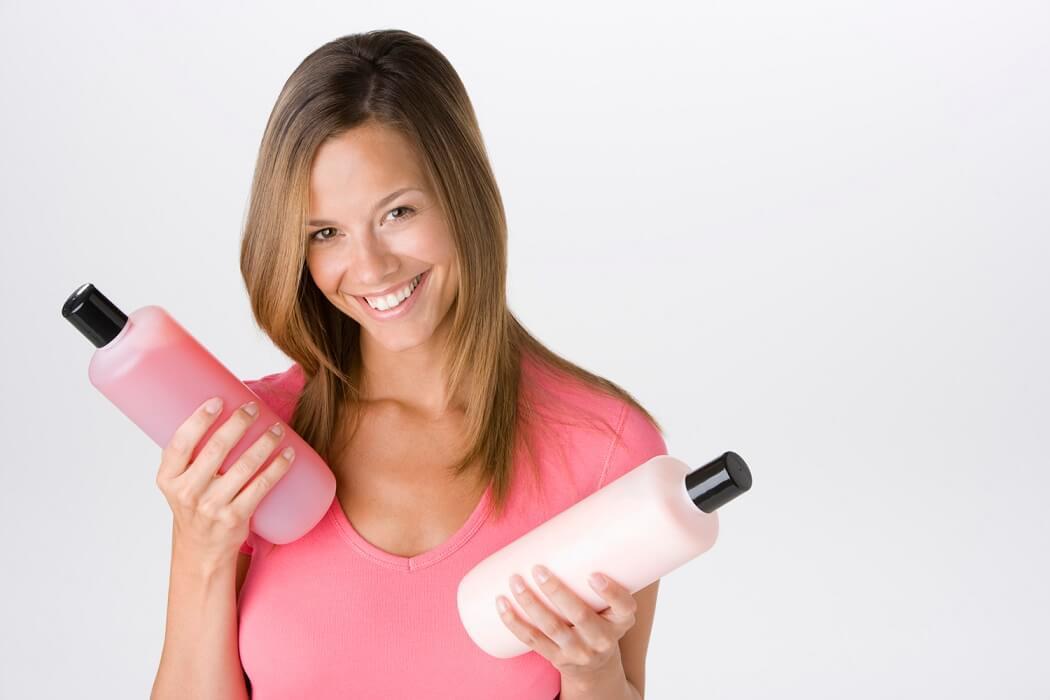 ТОП 5 полезных компонентов в средствах для волос.