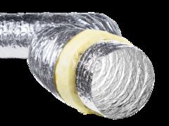 SONODF-S (10м) Шумопоглощающие теплоизолированные воздуховоды