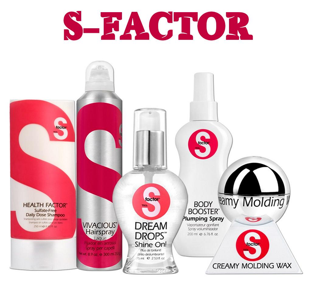 S-Factor - Премиум уход