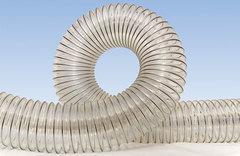 Pro Tex PVC 500 (10м) из мягкого поливинилхлорида усиленный стальной спиралью