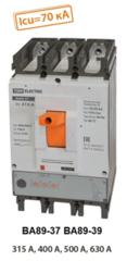 Автоматические выключатели серии ВА89-37-ВА89-39