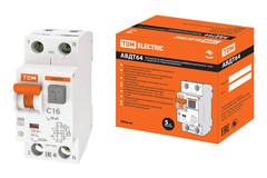 Автоматы дифференциального тока (диф.автоматы) АВДТ 64
