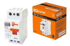 Выключатели дифференциальные (УЗО) ВД1-63  (электромехан.)