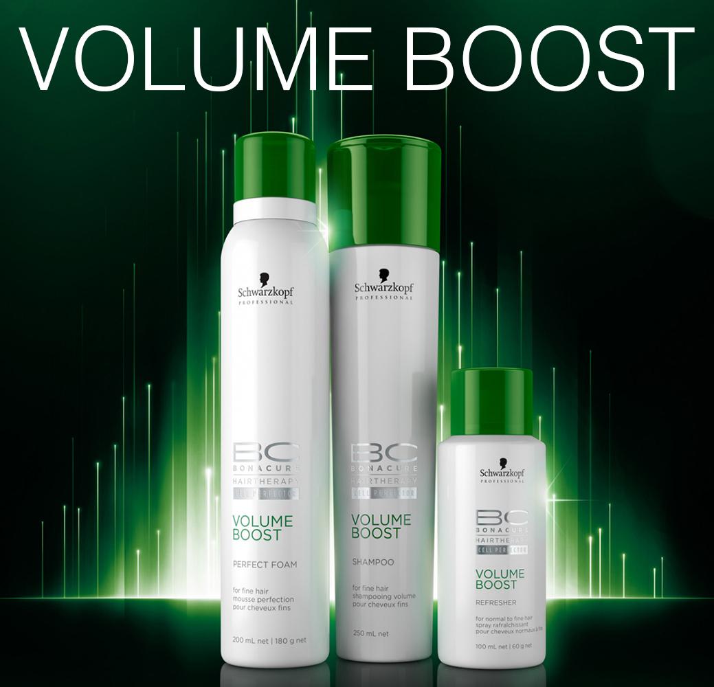 Collagen Volume Boost - Пышный объем для нормальных и тонких волос