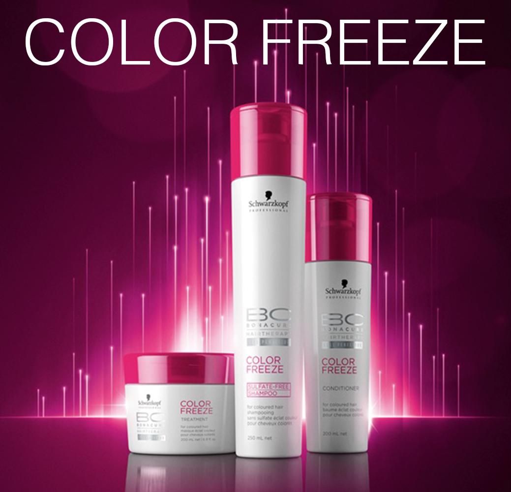 Color Freeze - Защита цвета волос