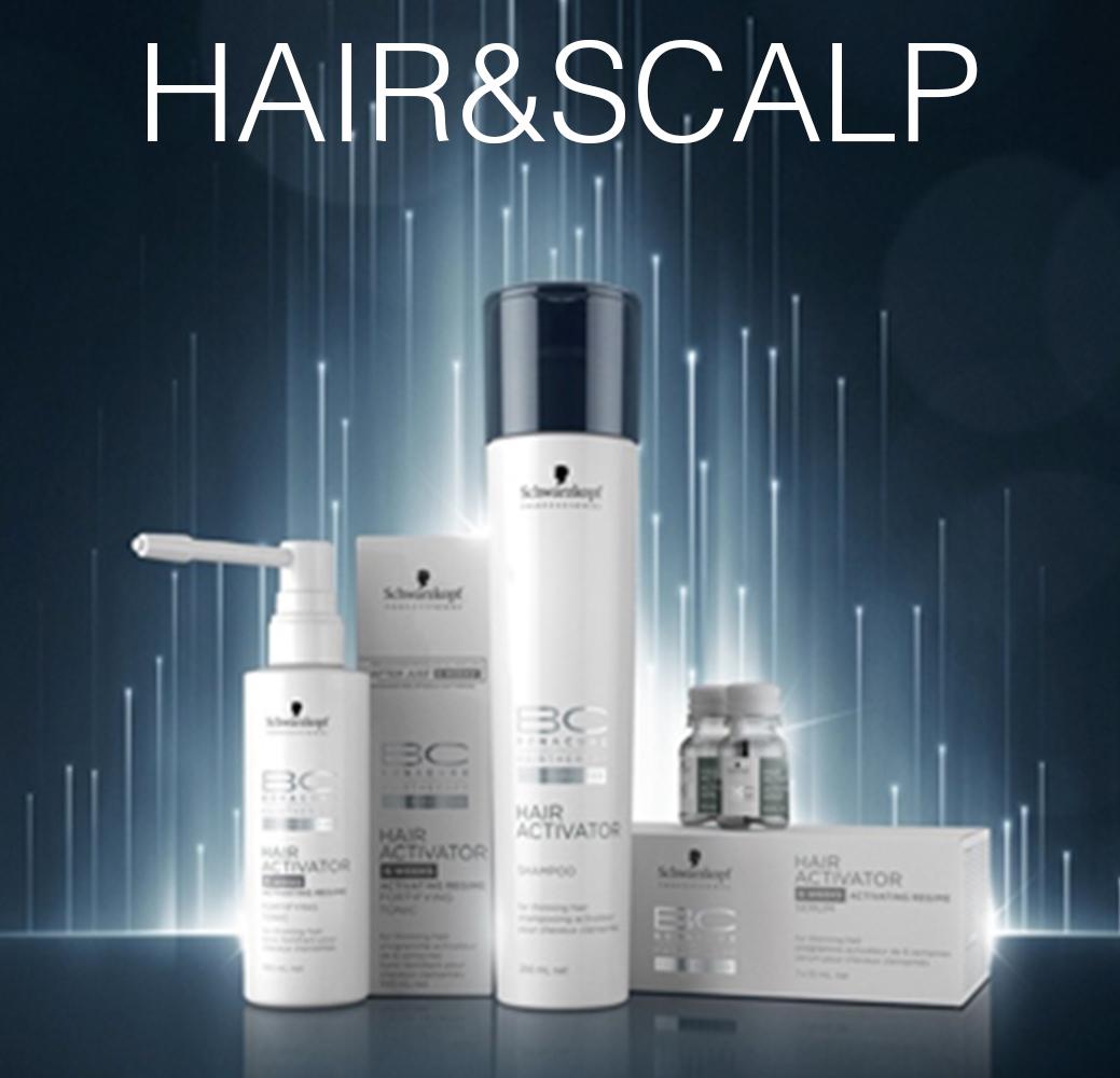 Hair&Scalp - Лечение проблем кожи головы