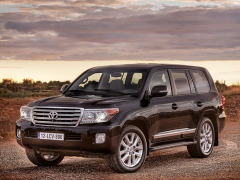LAND CRUISER (X-XI)