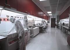 Полы для лаборатории
