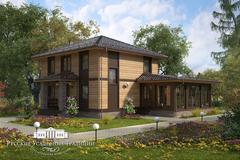 Проекты домов «Авангард» - кубическая архитектура