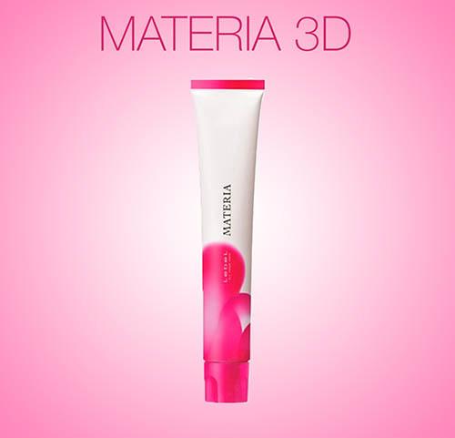 Materia 3D - Перманентная краска