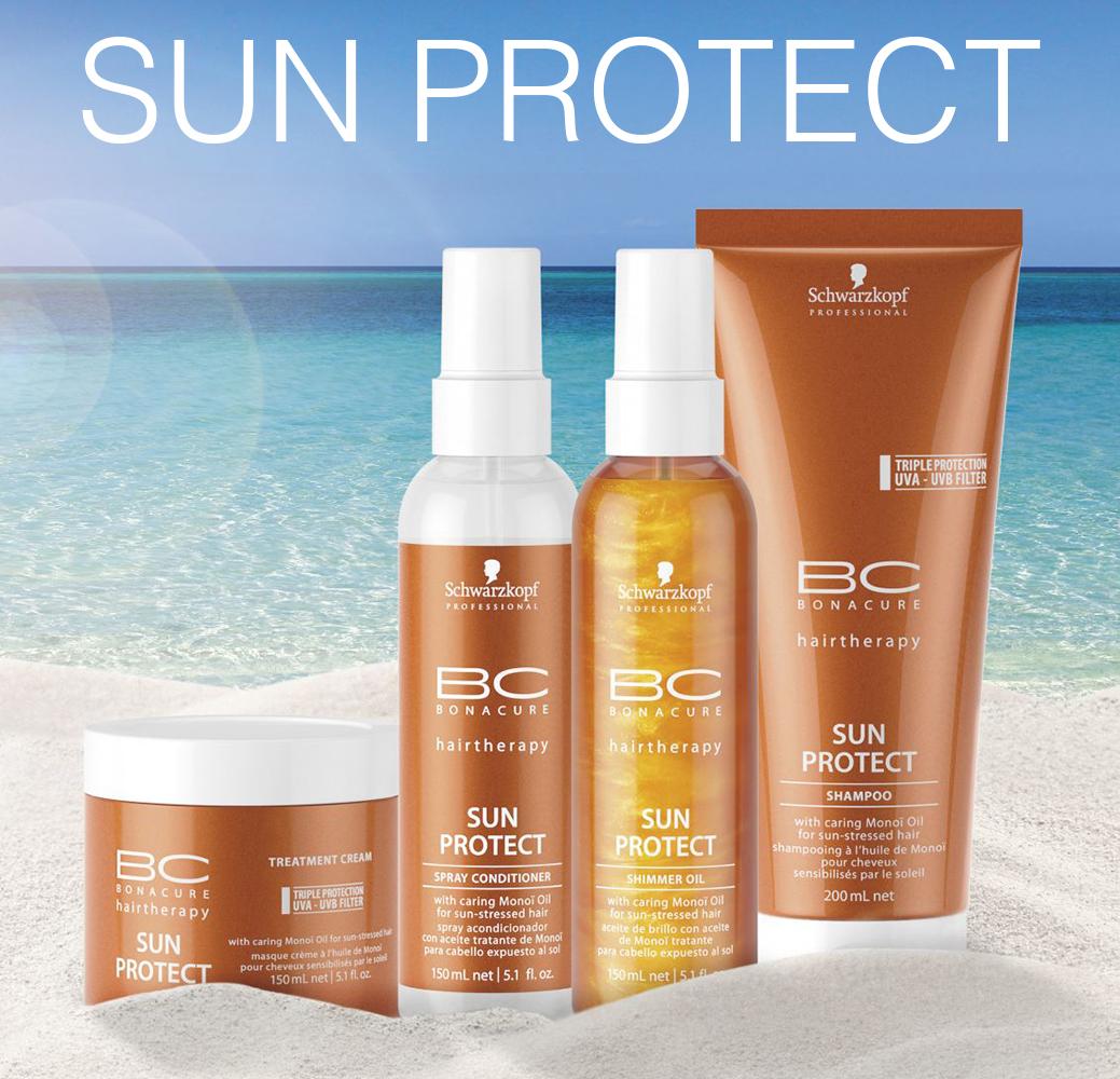 Sun Protect - Защита волос от солнца