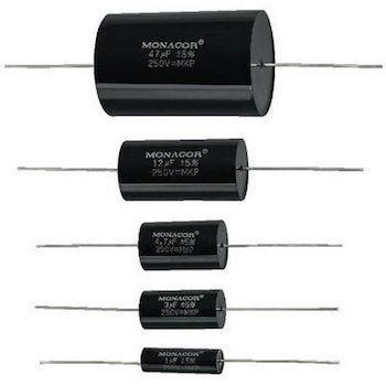 Полипропиленовые аксиальные конденсаторы