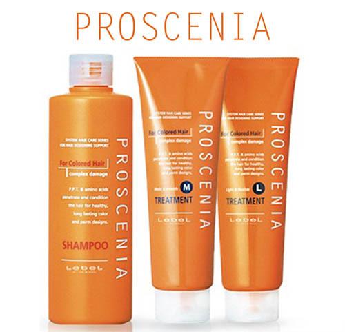 Proscenia  - Для окрашенных волос