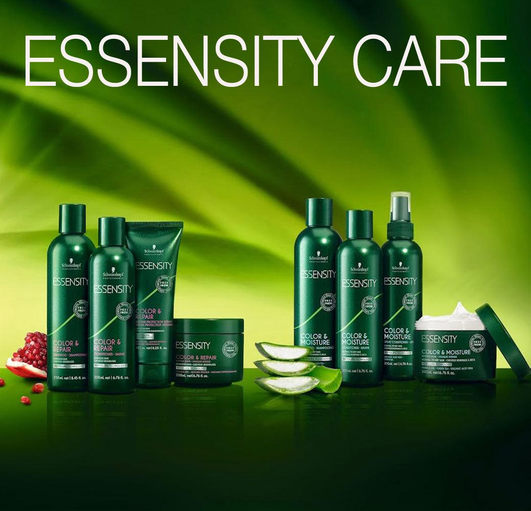 Essensity Care - Система ухода за окрашенными волосами