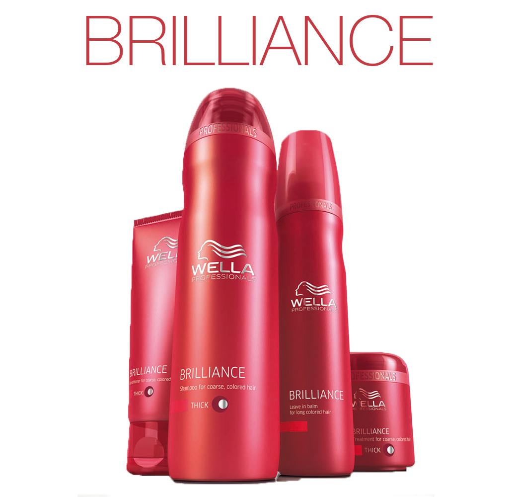 Brilliance - для окрашенных волос