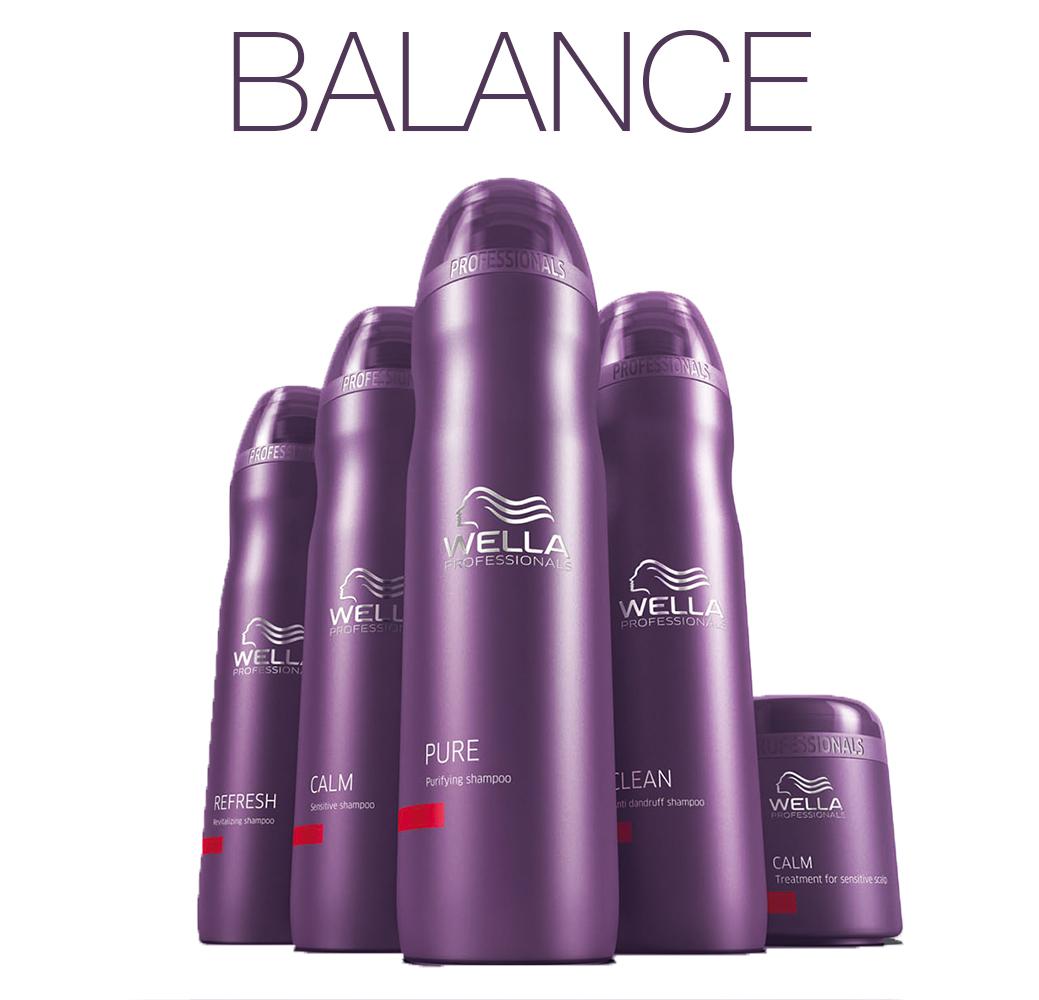 Balance - для проблемной кожи головы